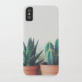 Potted Plants iPhone Case