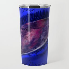 Outer Eyeballs Travel Mug