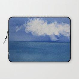 Cape Cod Cloud Sweep Laptop Sleeve