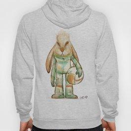 bunny astronaut Hoody