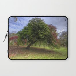 Waiting for Fall Laptop Sleeve