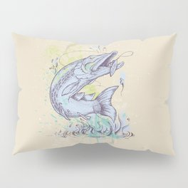 Pike Dream Pillow Sham