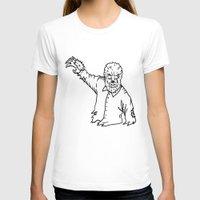 werewolf T-shirts featuring Werewolf by Pedro Santasmarinas