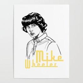 STRANGE MIKE Poster