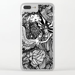 Cacophony Clear iPhone Case