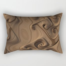 Mocha Dreams Rectangular Pillow