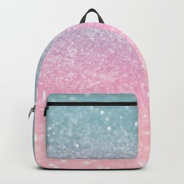 Unicorn Princess Glitter #5 (Faux Glitter - Photography) #pastel #decor #art #society6 Backpack