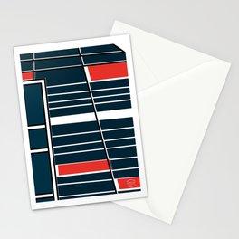 Biblioteca Ingeniería -Detail- Stationery Cards
