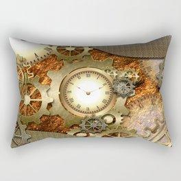 Steampunk Rectangular Pillow