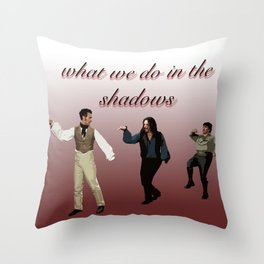 What We Do in the Shadows 5 Throw Pillow