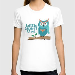 Spirit Owl T-shirt