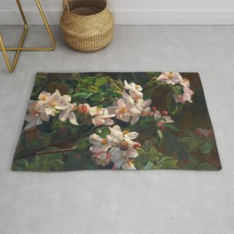 Blossom Of My Heart Rug