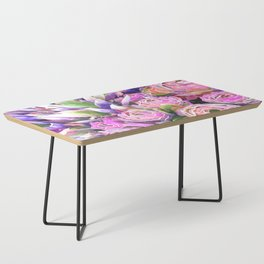 Colorful Cactus Coffee Table