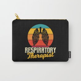 Respiratory Therapist Carry-All Pouch