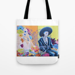 May We Never Part Tote Bag