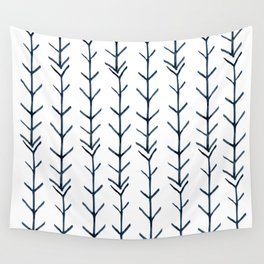 Twigs and branches Wall Tapestry