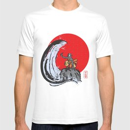 Aang in the Avatar State T-shirt