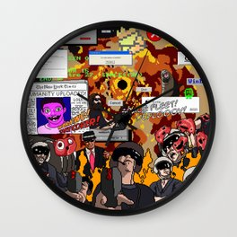 The Big Gib: SpaceCom Chapter 1 Wall Clock