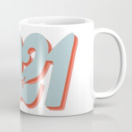 Class of 2021 - Senior Year! Coffee Mug
