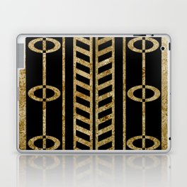 Art deco design II Laptop & iPad Skin