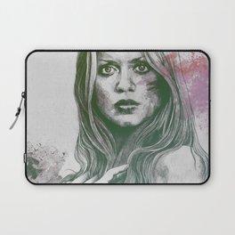 Gloria: Purple Laptop Sleeve