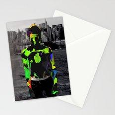 Boy Urban Stationery Cards