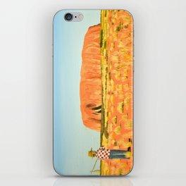 Ayers Rock (Uluru) iPhone Skin