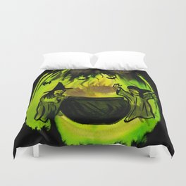 Witches Brew Duvet Cover