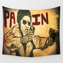 Dead Presidents Pain Wall Tapestry