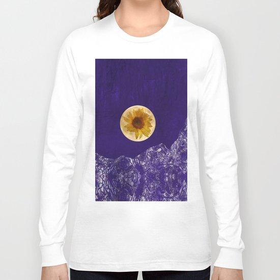 Sunflower Moon Long Sleeve T-shirt