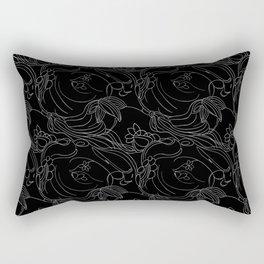 Beijaflorando Rectangular Pillow