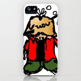 Pene Piola iPhone Case