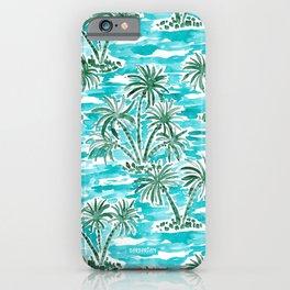 PALM WONDERLAND iPhone Case
