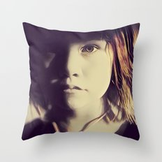 Regard Throw Pillow