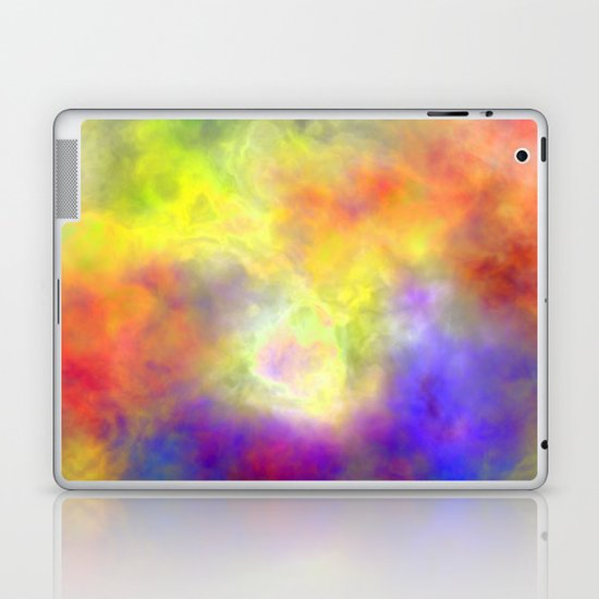 Oh So Colorful Laptop & iPad Skin