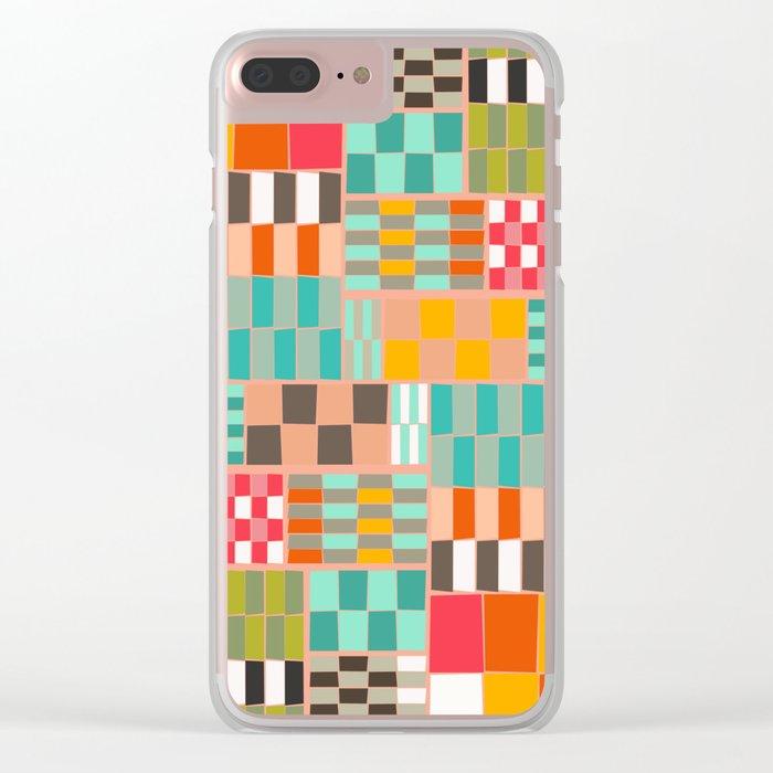 ColorSHot II Clear iPhone Case