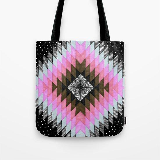Cosmic Eye - Fire Opal Tote Bag