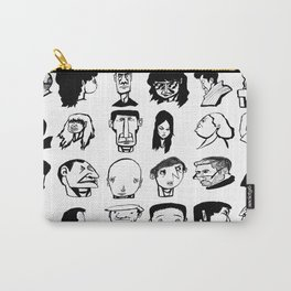 Fast Food People Carry-All Pouch