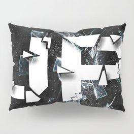 JP Logo Pillow Sham