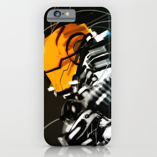 Wired Custom 13 iPhone & iPod Case
