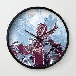 Jingle Bells Wall Clock