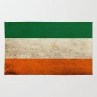 irish Area & Throw Rugs featuring Irish by Jason Michael