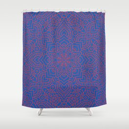 Mandala 22 Shower Curtain