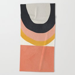 Abstract Art 8 Beach Towel