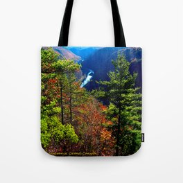 Pennsylvania Grand Canyon Tote Bag