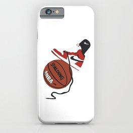 Jordan Chicago 1 iPhone Case
