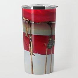 A Cayman Sail II Travel Mug