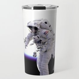 Astronaut in Space Travel Mug