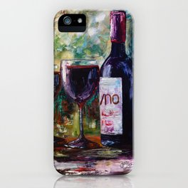 """Aged Wine"" iPhone Case"