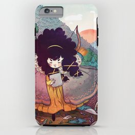 Sisters 2/5 iPhone Case